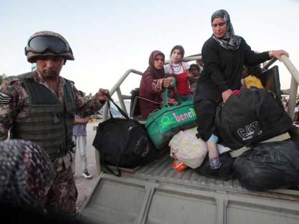 ONU dice que número de refugiados sirios será de 1,1 millones en junio