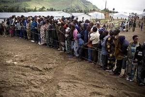 Refugiados en Congo www.migracioneseuropeas.com