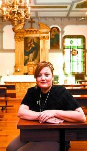 Rosalina Cicente • Directora de la Pastoral Gitana de la Iglesia Católica