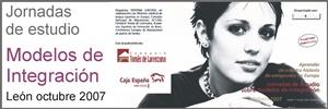 JornadasLeon2007 Banner