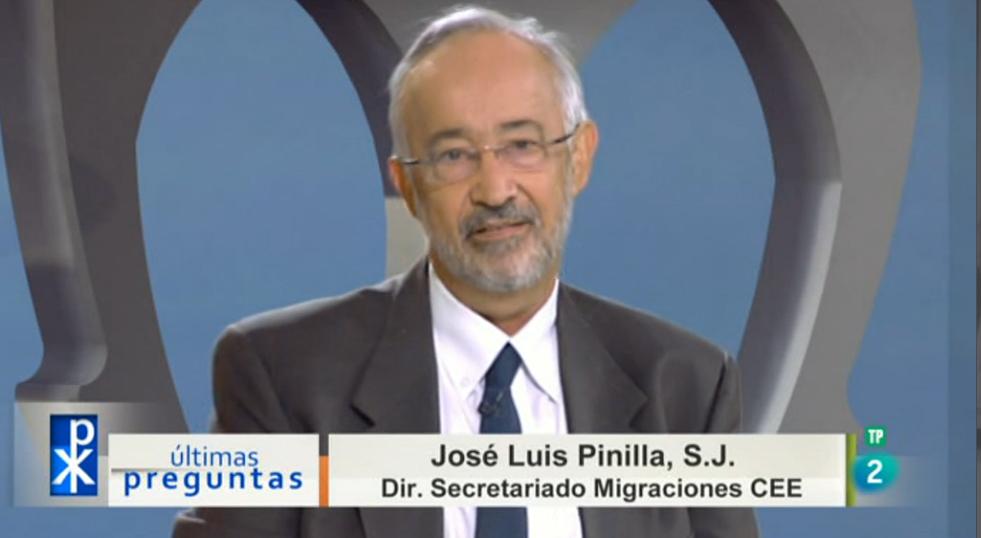 José Luis Pinilla, director del Departamento de Migraciones