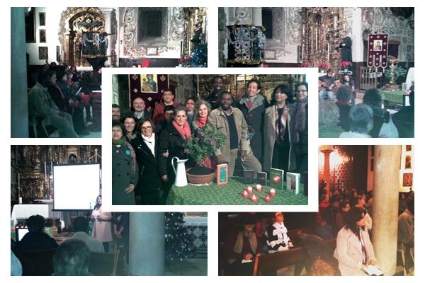 Oración Interreligiosa Sevilla