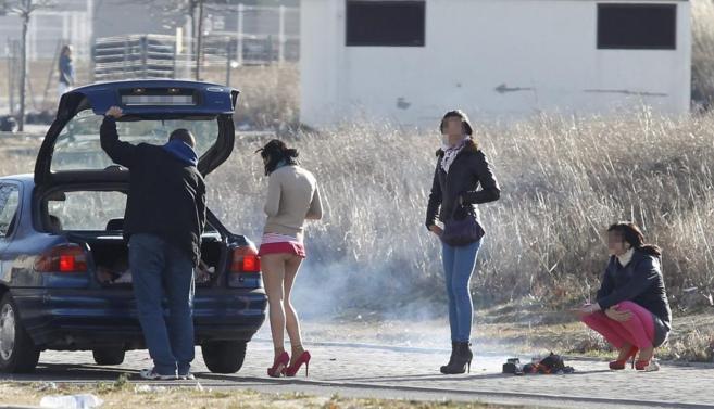 poligonos prostitutas madrid prostitutas negras zaragoza