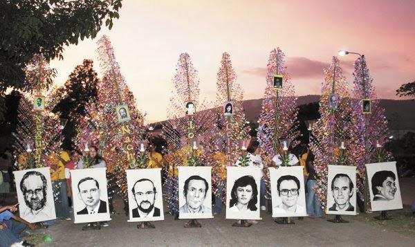 Resultado de imagen para martires de la UCA