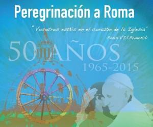 cartel peregrinacion