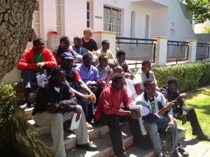 inmigrantes en Cadiz