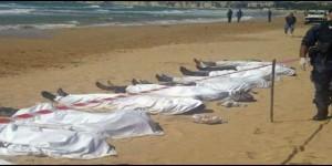 inmigrantes muertos en Lampedusa